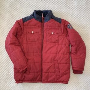 VIntage TOMMY HILFIGER Teen Jacket Sz XL (18/20)